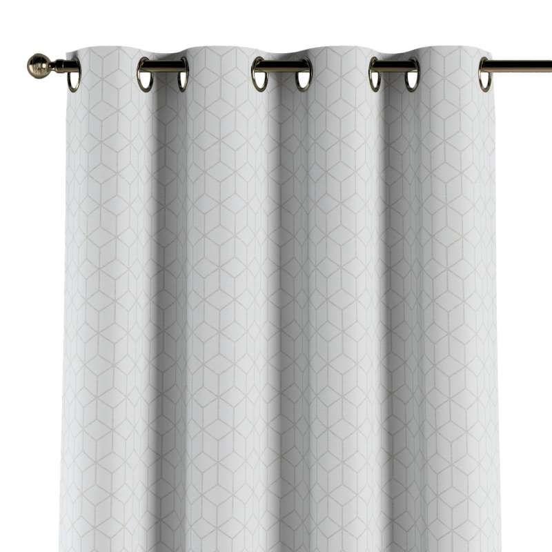 Eyelet curtain in collection Sunny, fabric: 143-51
