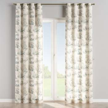 Eyelet curtains 130 x 260 cm (51 x 102 inch) in collection Avinon, fabric: 132-66