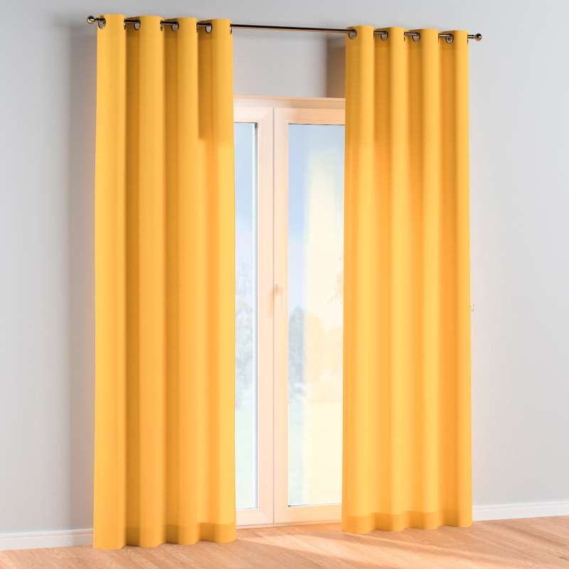 Eyelet curtains in collection Happiness, fabric: 133-40