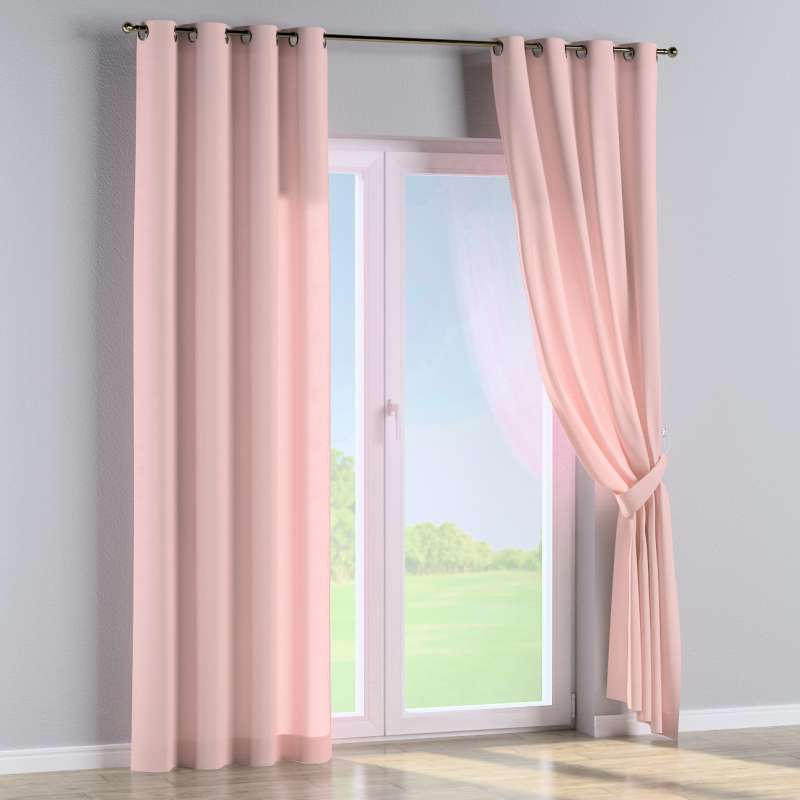 Eyelet curtain in collection Loneta , fabric: 133-39