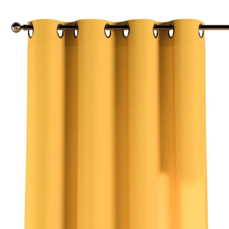 Zasłona na kółkach 1 szt. w kolekcji Loneta, tkanina: 133-40