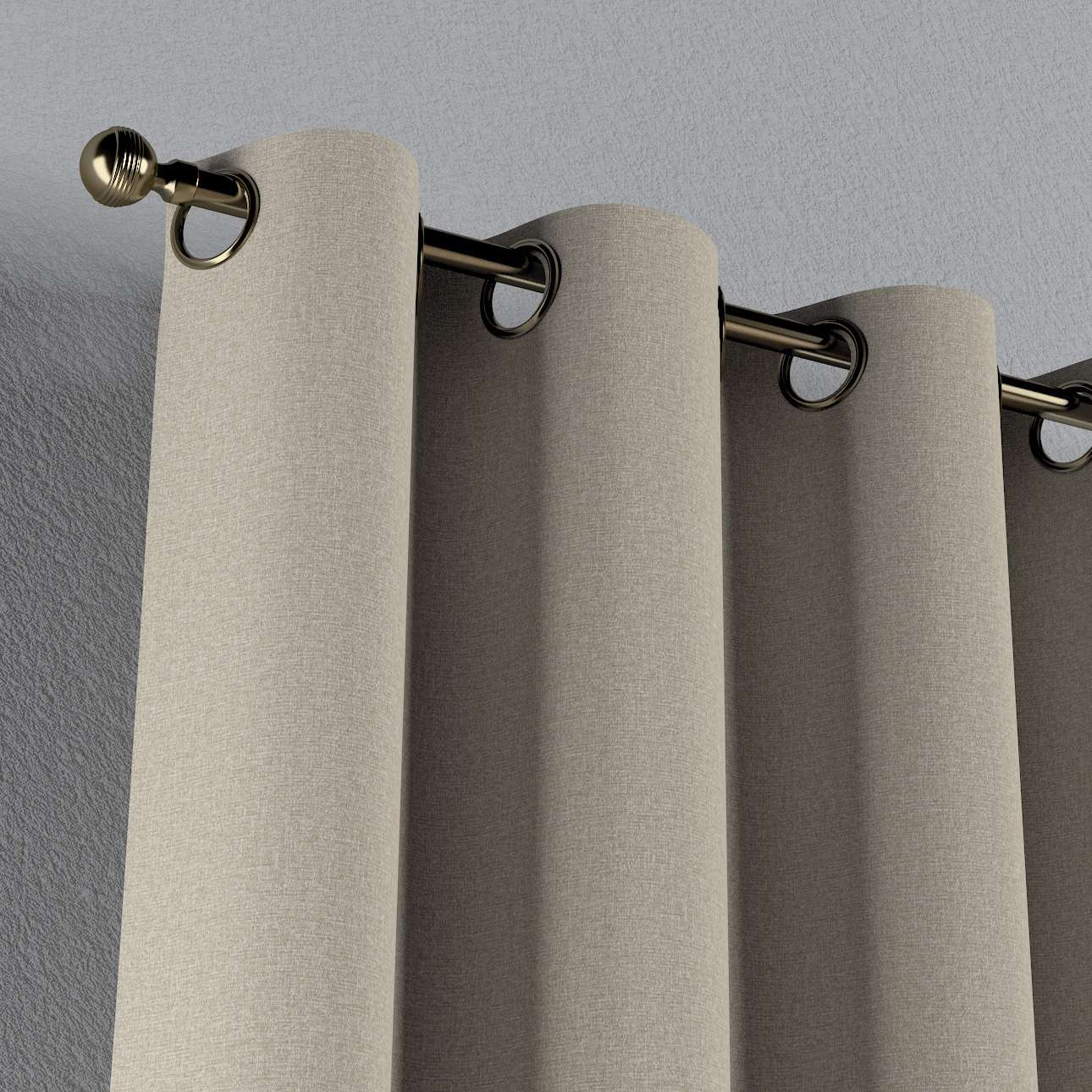 Záves s kolieskami V kolekcii Amsterdam, tkanina: 704-52