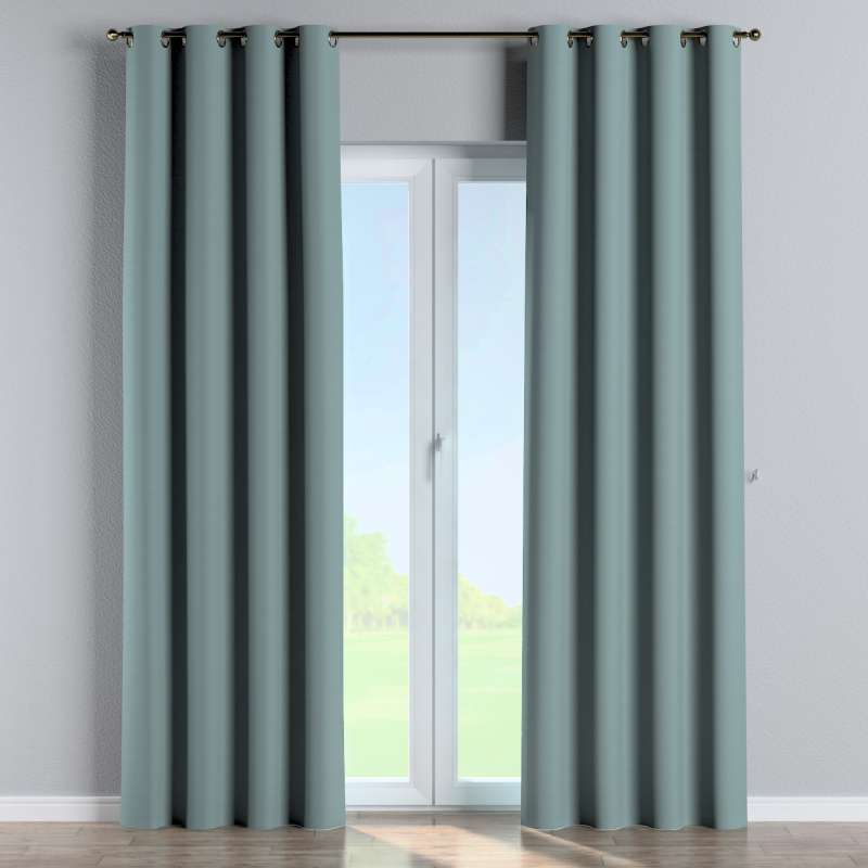 Eyelet curtain in collection Panama Cotton, fabric: 702-40