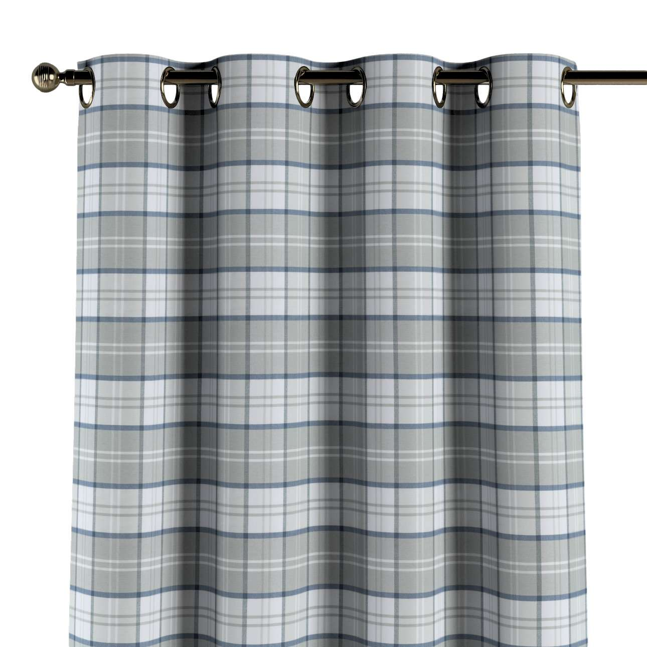 Záves s kolieskami V kolekcii Bristol, tkanina: 143-65