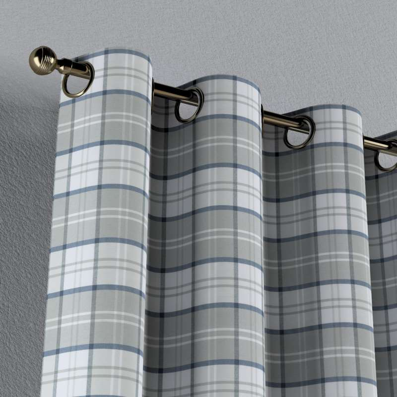 Eyelet curtain in collection Bristol, fabric: 143-65
