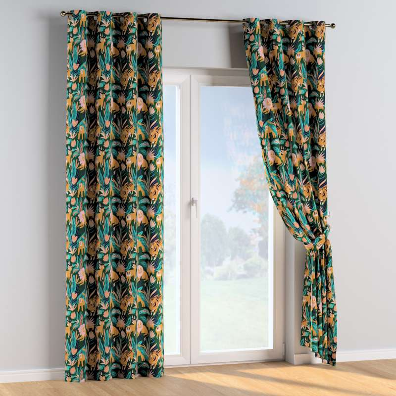 Eyelet curtains in collection Magic Collection, fabric: 500-42