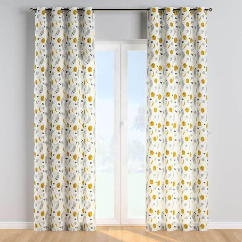 Eyelet curtains in collection Magic Collection, fabric: 500-44