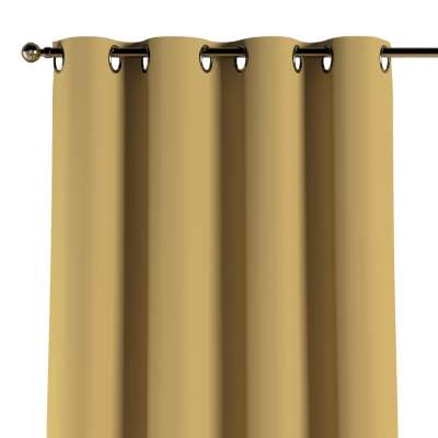 Eyelet curtains 702-41 yellow Collection Cotton Story