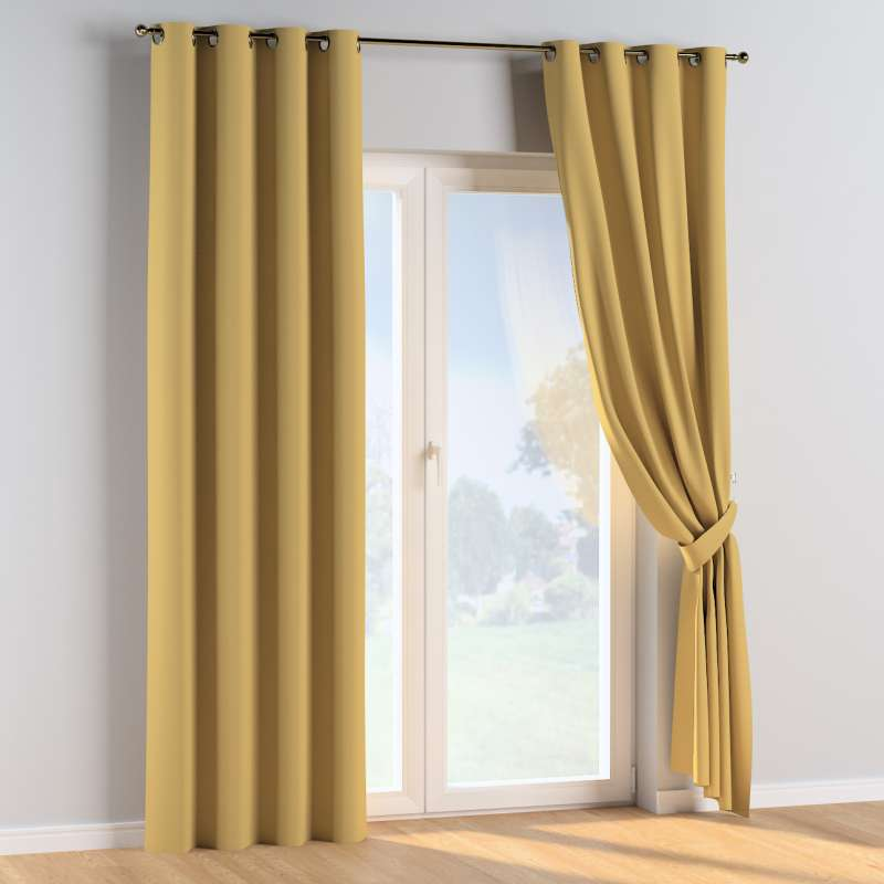 Eyelet curtains in collection Cotton Story, fabric: 702-41