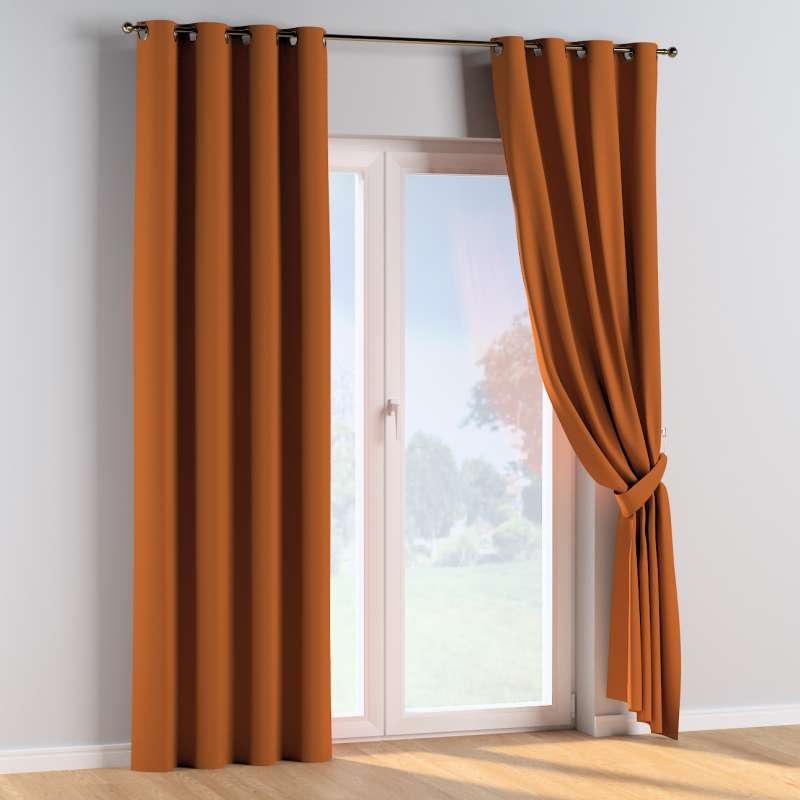 Eyelet curtains in collection Cotton Story, fabric: 702-42