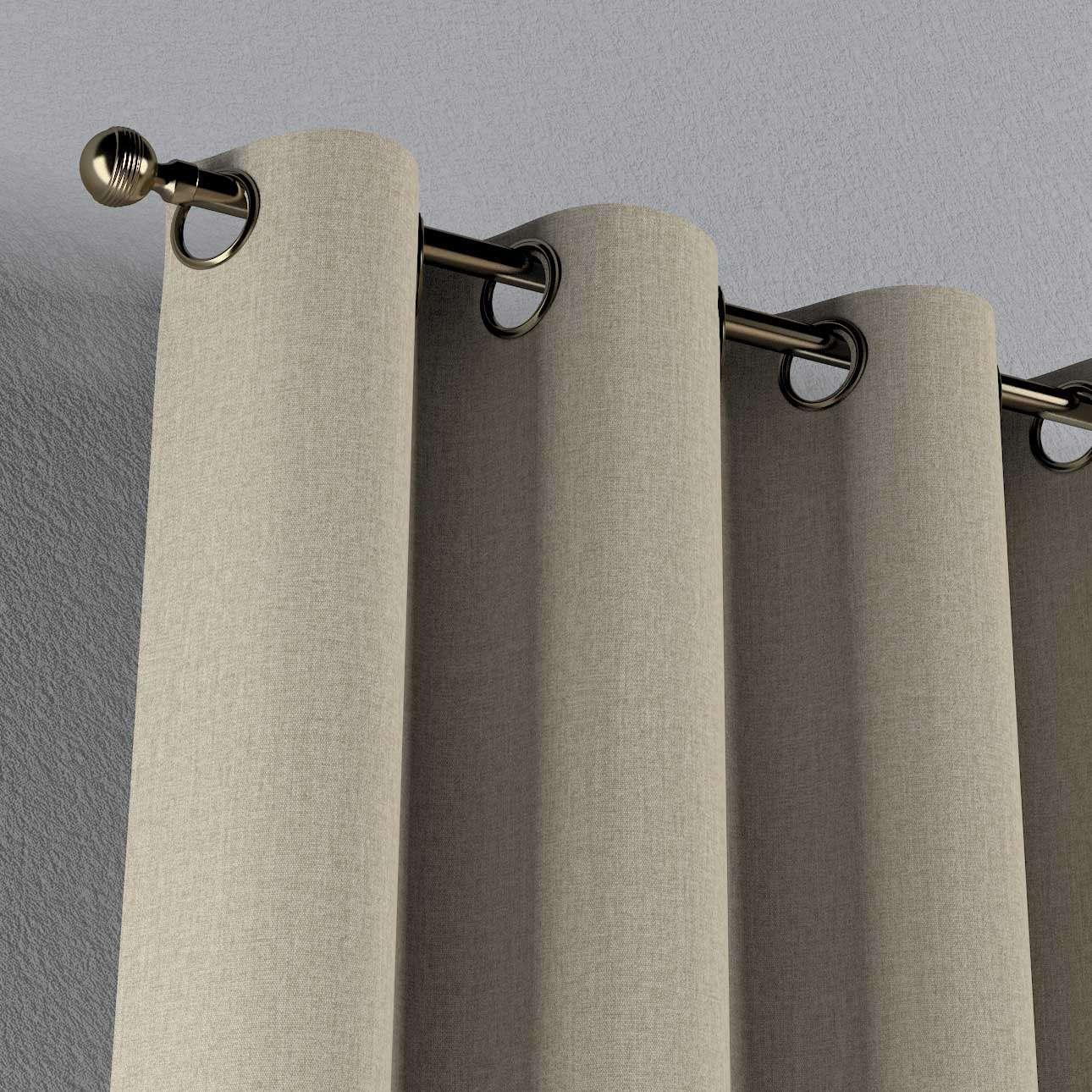 Záves s kolieskami V kolekcii City, tkanina: 704-80