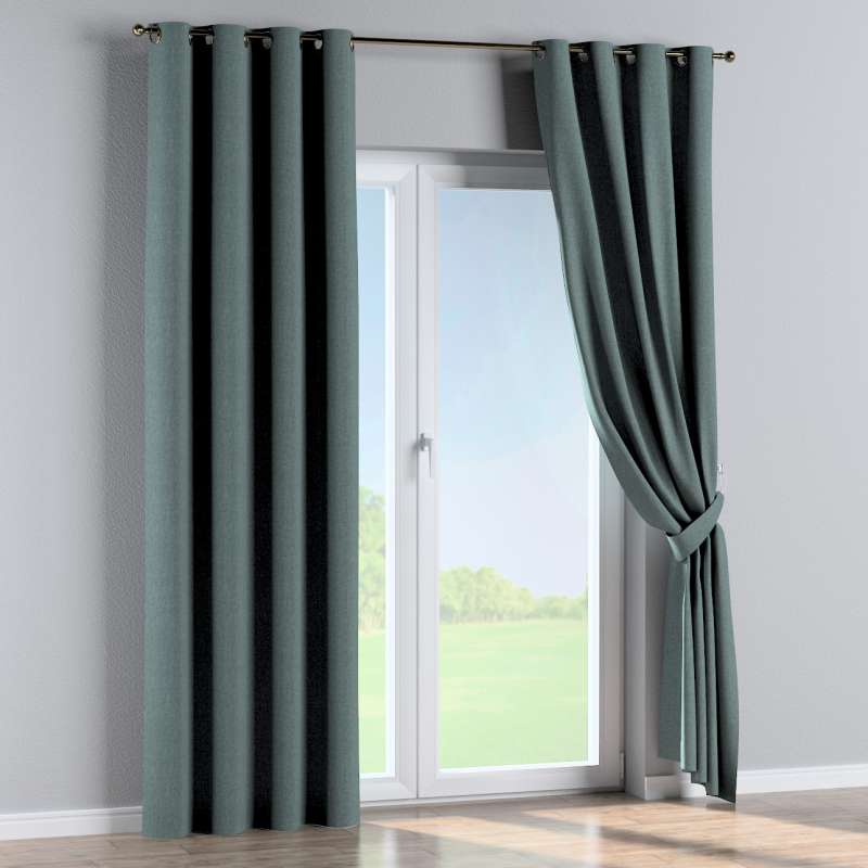Eyelet curtain in collection City, fabric: 704-85