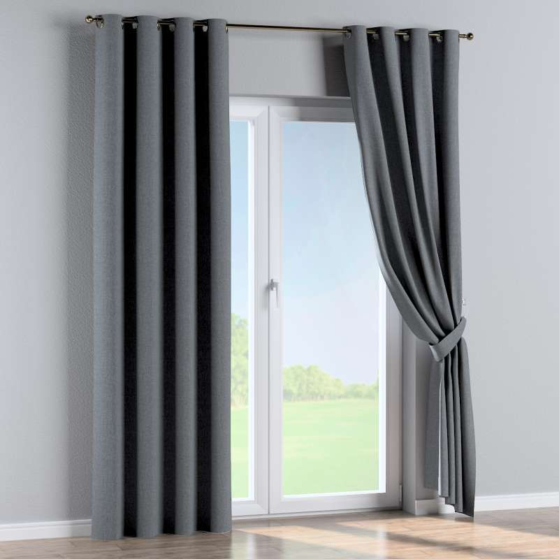 Eyelet curtain in collection City, fabric: 704-86