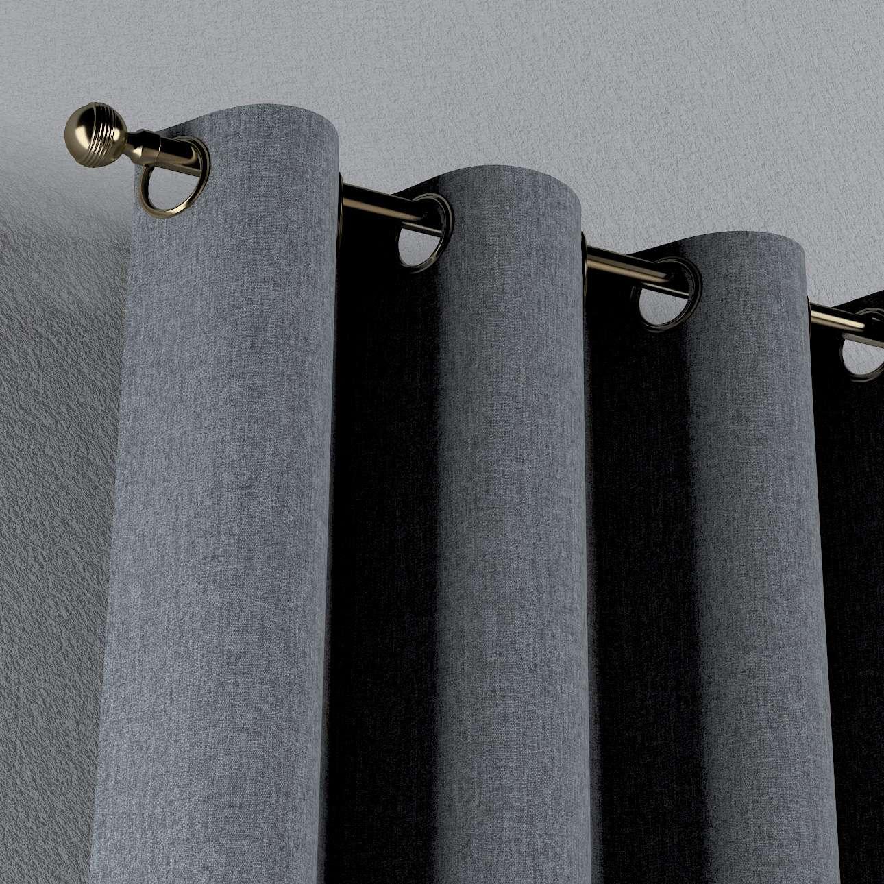 Zasłona na kółkach 1 szt. w kolekcji City, tkanina: 704-86