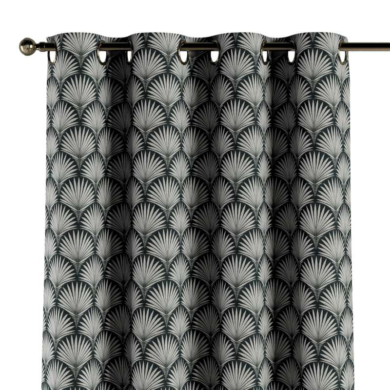 Eyelet curtain in collection Comics/Geometrical, fabric: 143-74