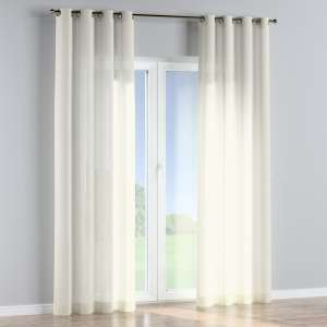 Eyelet curtains 130 x 260 cm (51 x 102 inch) in collection Romantica, fabric: 128-88