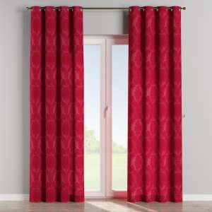 Eyelet curtains 130 x 260 cm (51 x 102 inch) in collection Damasco, fabric: 613-13