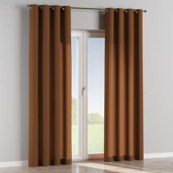Eyelet curtains 130 × 260 cm (51 × 102 inch) in collection Jupiter, fabric: 127-88