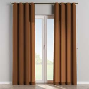 Eyelet curtains 130 x 260 cm (51 x 102 inch) in collection Jupiter, fabric: 127-88