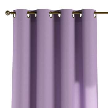 Eyelet curtains 130 × 260 cm (51 × 102 inch) in collection Jupiter, fabric: 127-74