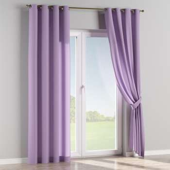 Eyelet curtains 130 x 260 cm (51 x 102 inch) in collection Jupiter, fabric: 127-74