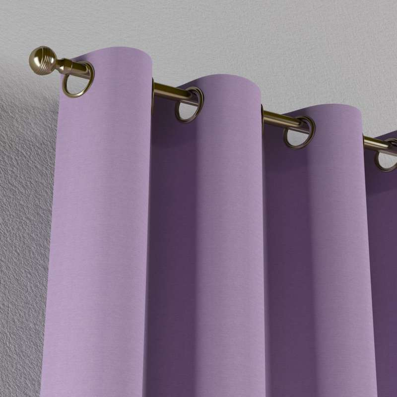 Eyelet curtain in collection Jupiter, fabric: 127-74