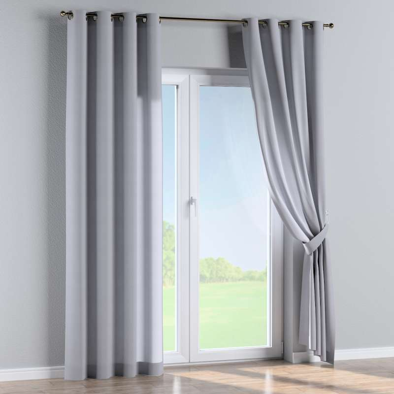 Eyelet curtain in collection Jupiter, fabric: 127-92