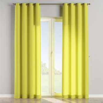 Eyelet curtains 130 × 260 cm (51 × 102 inch) in collection Jupiter, fabric: 127-50