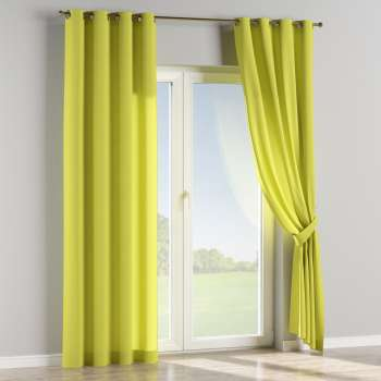 Eyelet curtains in collection Jupiter, fabric: 127-50