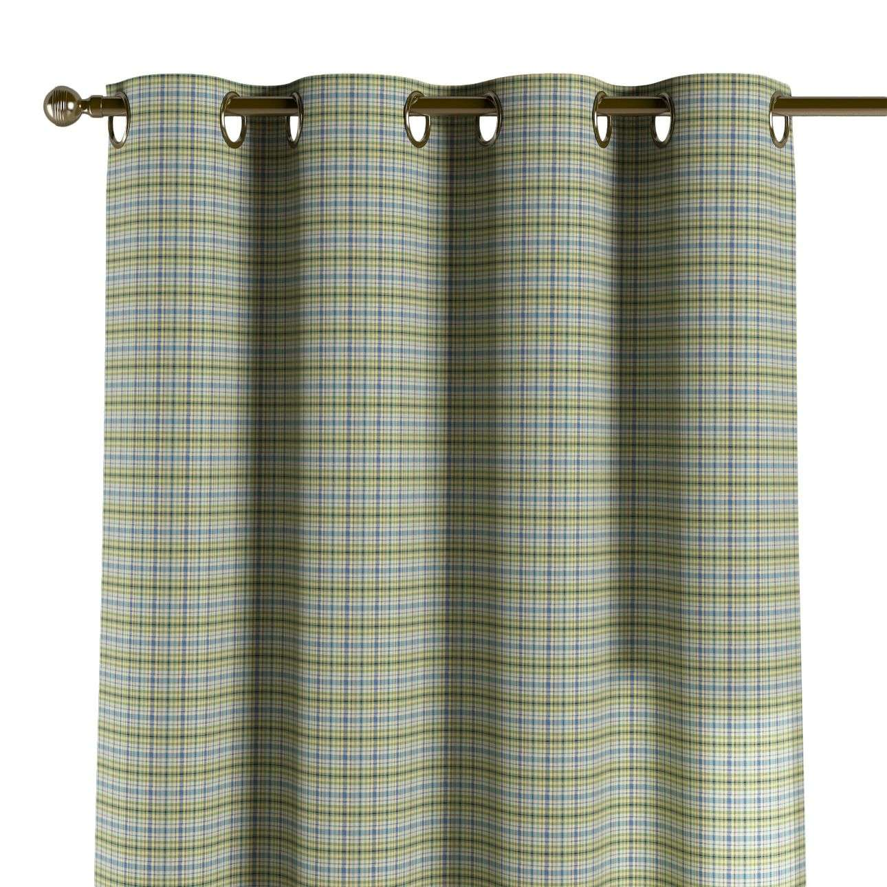 Eyelet curtains 130 x 260 cm (51 x 102 inch) in collection Bristol, fabric: 126-69