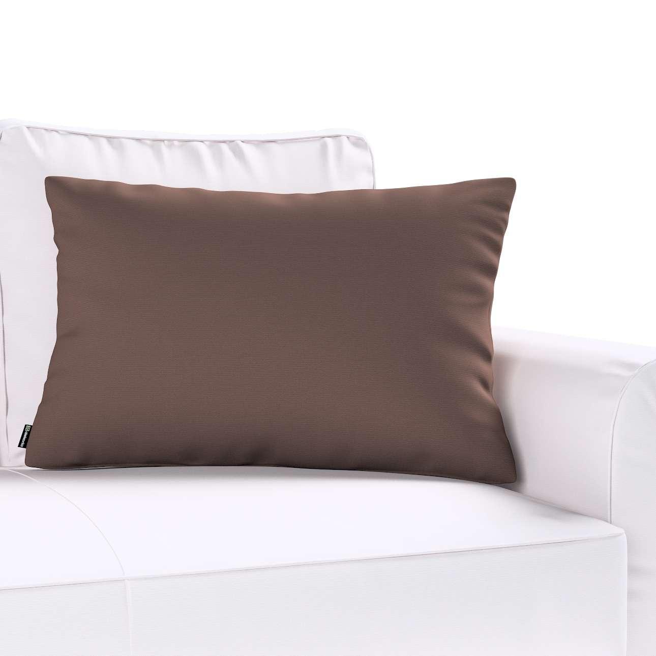 Poszewka Kinga na poduszkę prostokątną w kolekcji Cotton Panama, tkanina: 702-03