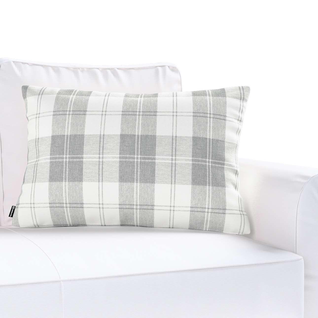 Poszewka Kinga na poduszkę prostokątną 60 x 40 cm w kolekcji Edinburgh, tkanina: 115-79