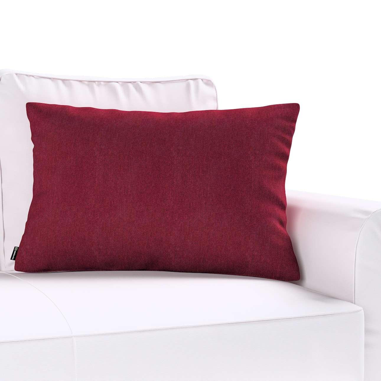 Kinga dekoratyvinės pagalvėlės užvalkalas 60x40cm kolekcijoje Chenille, audinys: 702-19