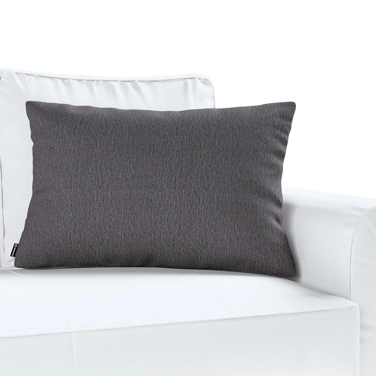 Poszewka Kinga na poduszkę prostokątną 60 x 40 cm w kolekcji Chenille, tkanina: 702-20