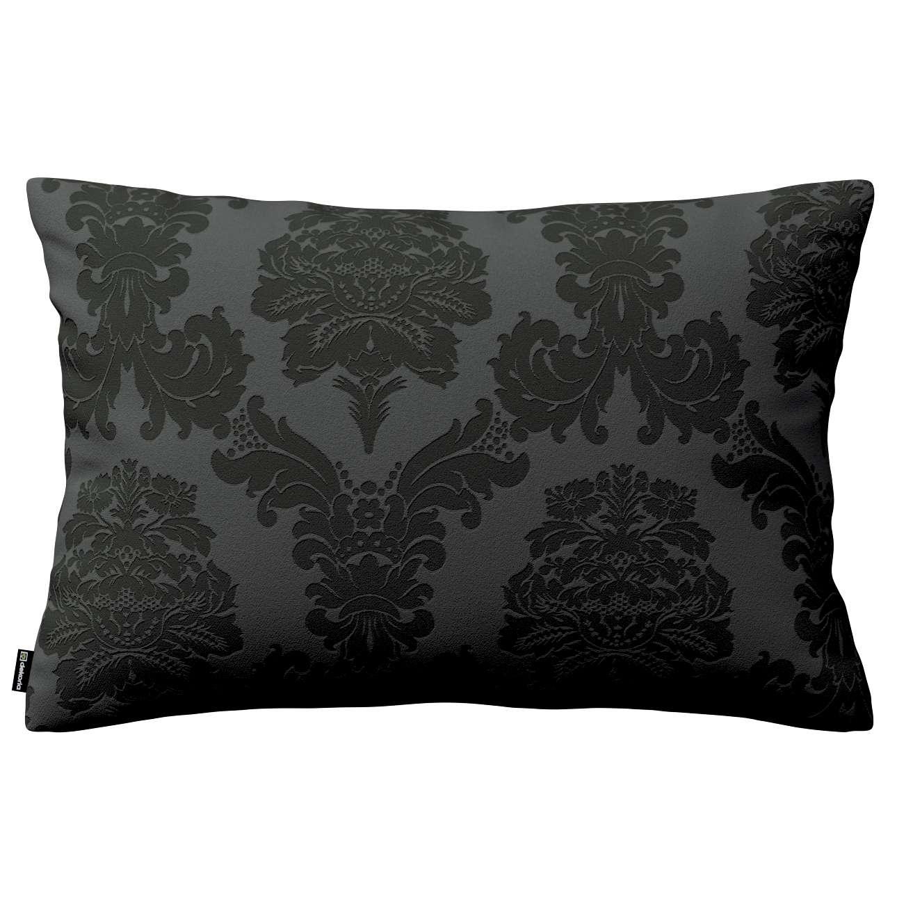 Poszewka Kinga na poduszkę prostokątną w kolekcji Damasco, tkanina: 613-32