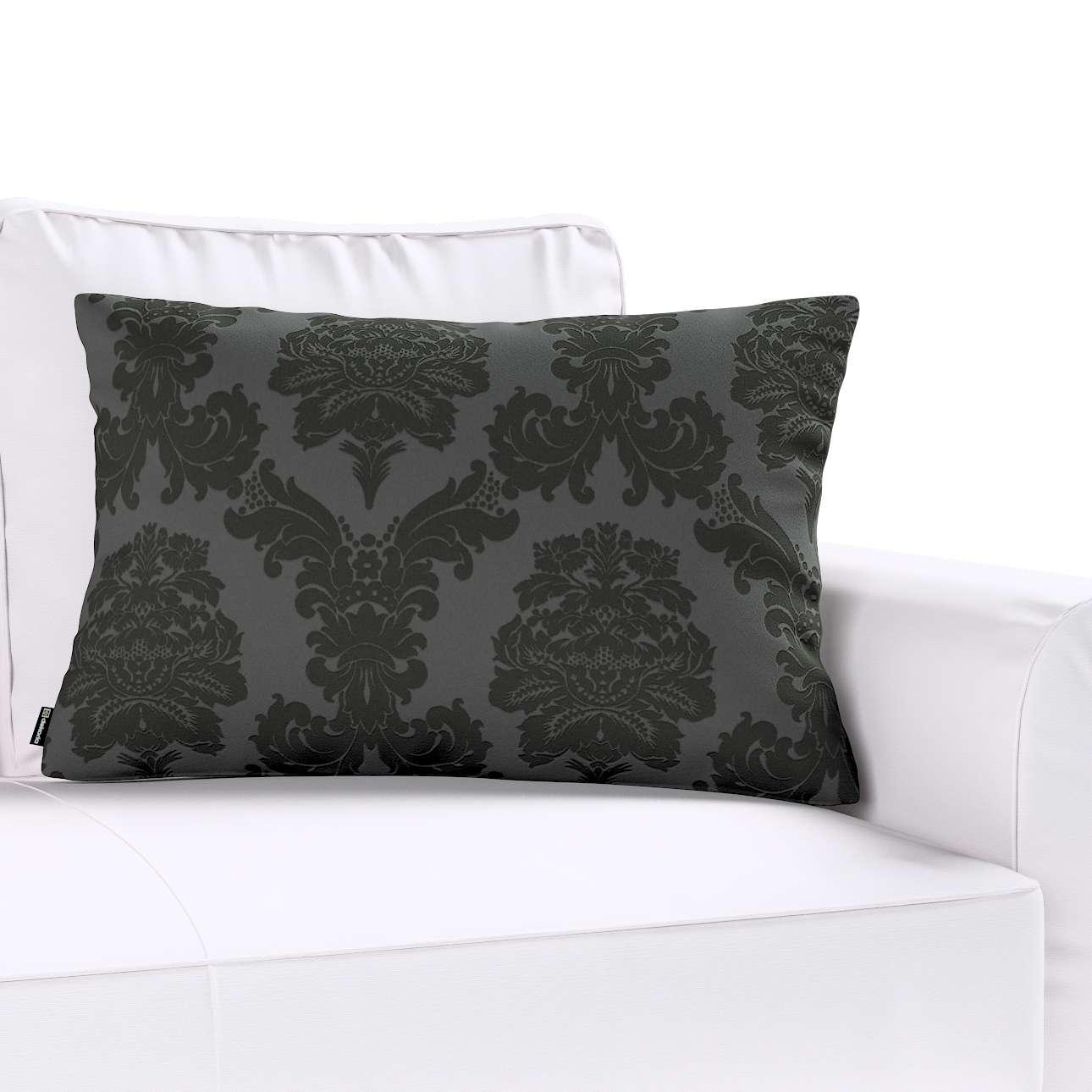 Kinga dekoratyvinės pagalvėlės užvalkalas 60x40cm kolekcijoje Damasco, audinys: 613-32