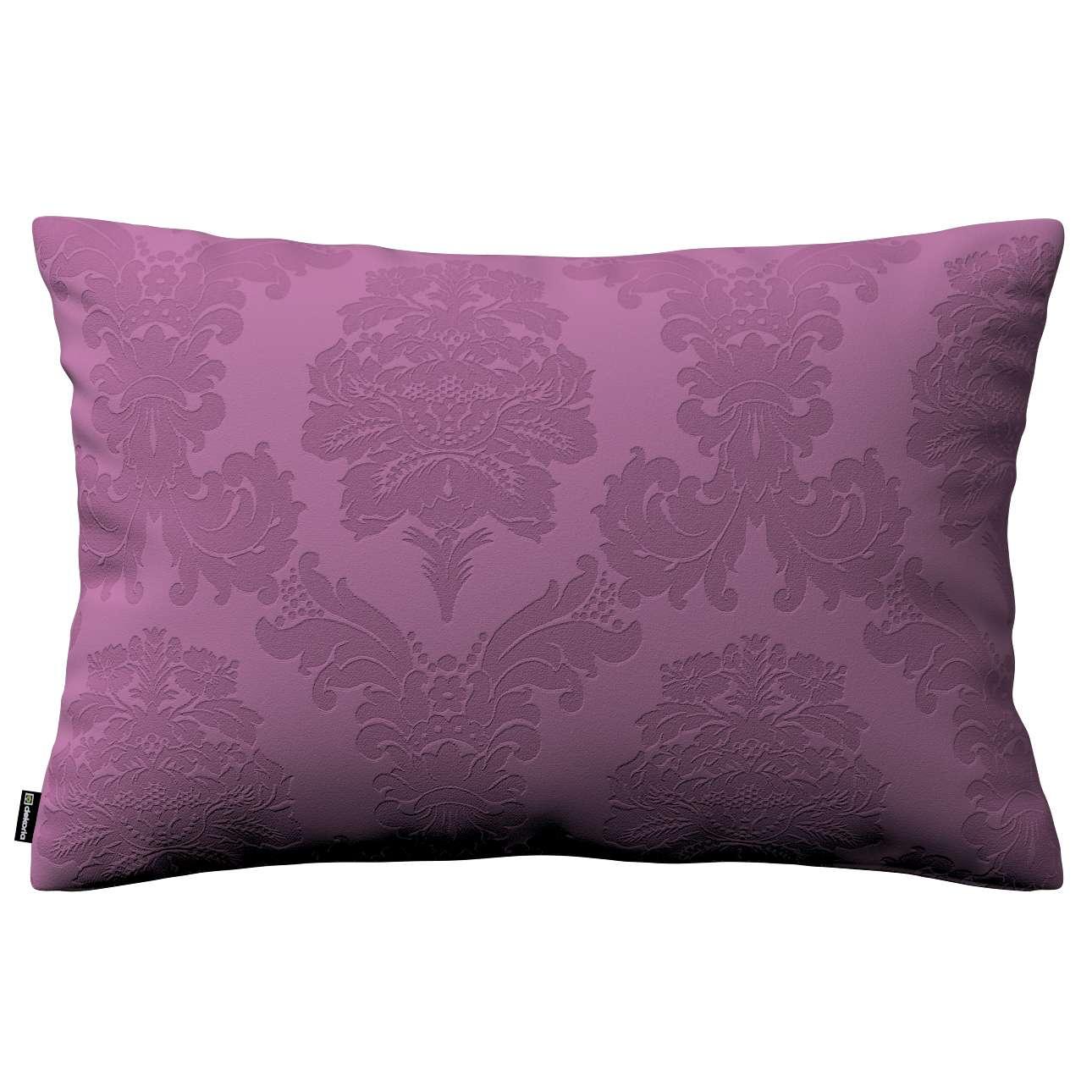 Kinga dekoratyvinės pagalvėlės užvalkalas 60x40cm 60x40cm kolekcijoje Damasco, audinys: 613-75
