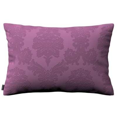 Karin - jednoduchá obliečka, 60x40cm 613-75 fialová Kolekcia Damasco