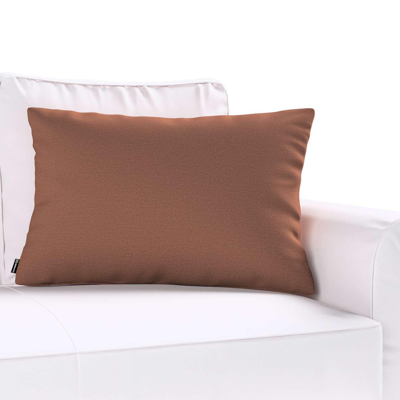 Poszewka Kinga na poduszkę prostokątną 60 x 40 cm w kolekcji Loneta, tkanina: 133-09
