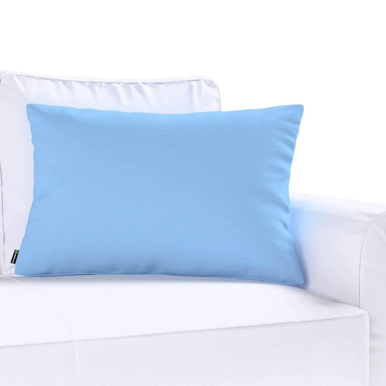 Poszewka Kinga na poduszkę prostokątną 60 x 40 cm w kolekcji Loneta, tkanina: 133-21