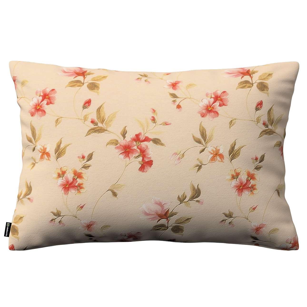 Poszewka Kinga na poduszkę prostokątną 60 x 40 cm w kolekcji Londres, tkanina: 124-05