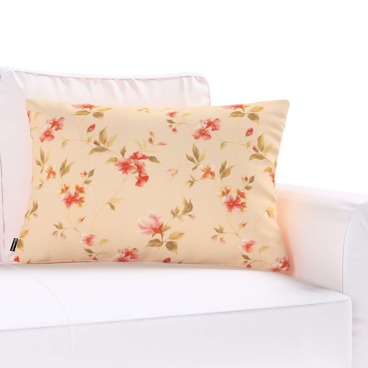 Poszewka Kinga na poduszkę prostokątną w kolekcji Londres, tkanina: 124-05