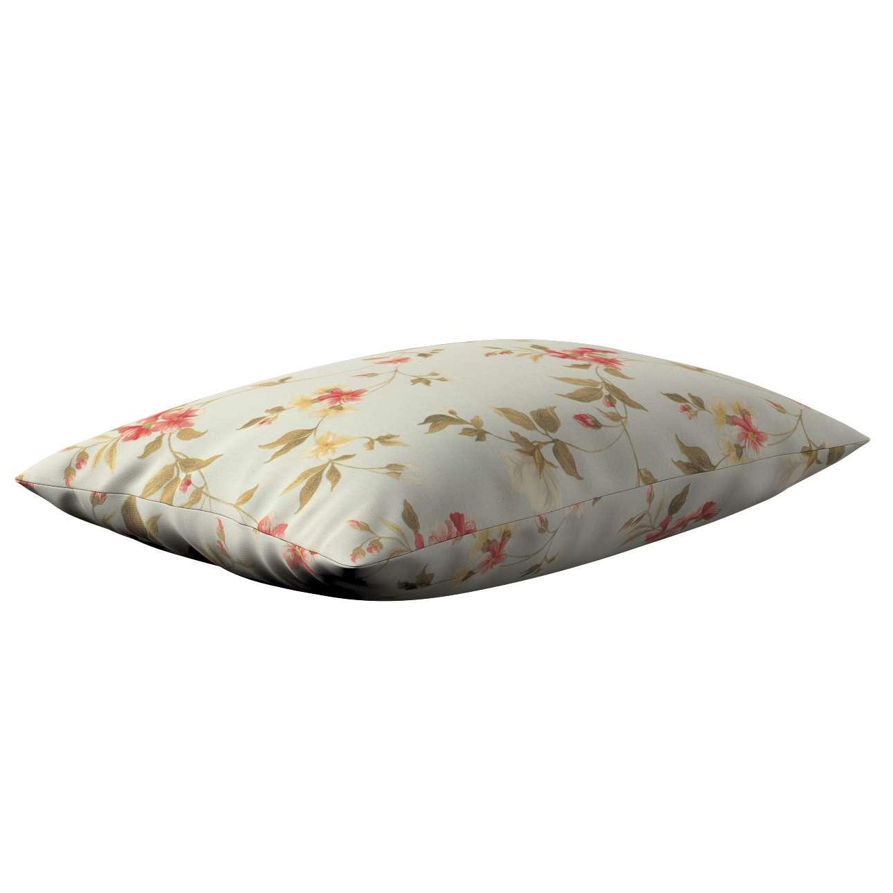 Poszewka Kinga na poduszkę prostokątną 60 x 40 cm w kolekcji Londres, tkanina: 124-65