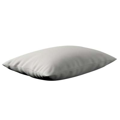 Poszewka Kinga na poduszkę prostokątną 705-90 jasny popiel Kolekcja Etna