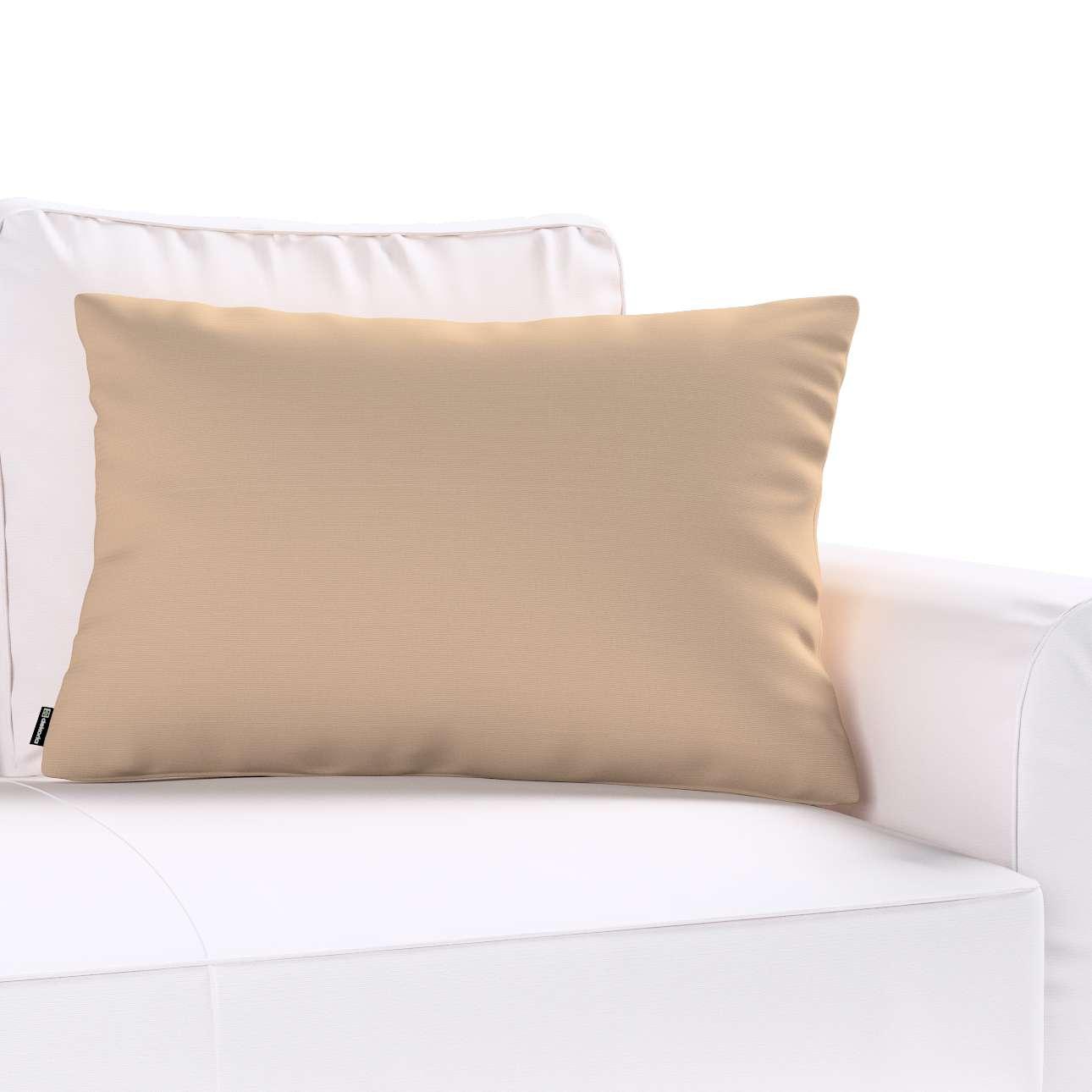 Poszewka Kinga na poduszkę prostokątną w kolekcji Cotton Panama, tkanina: 702-28