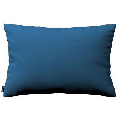 Karin - jednoduchá obliečka, 60x40cm 702-30 modrá morská Kolekcia Cotton Panama