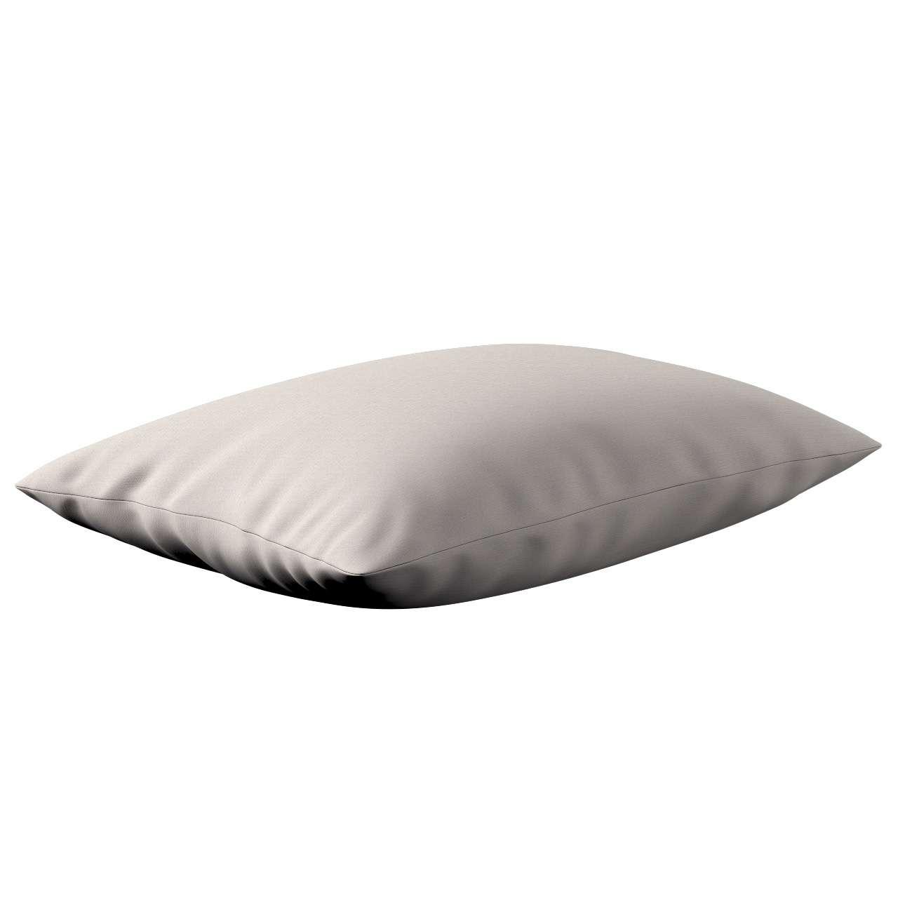 Poszewka Kinga na poduszkę prostokątną 60 x 40 cm w kolekcji Cotton Panama, tkanina: 702-31