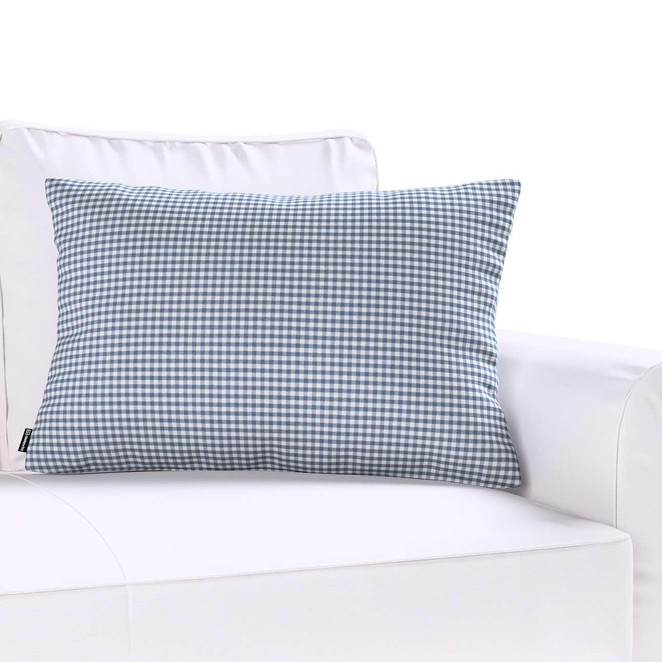 Poszewka Kinga na poduszkę prostokątną w kolekcji Quadro, tkanina: 136-00