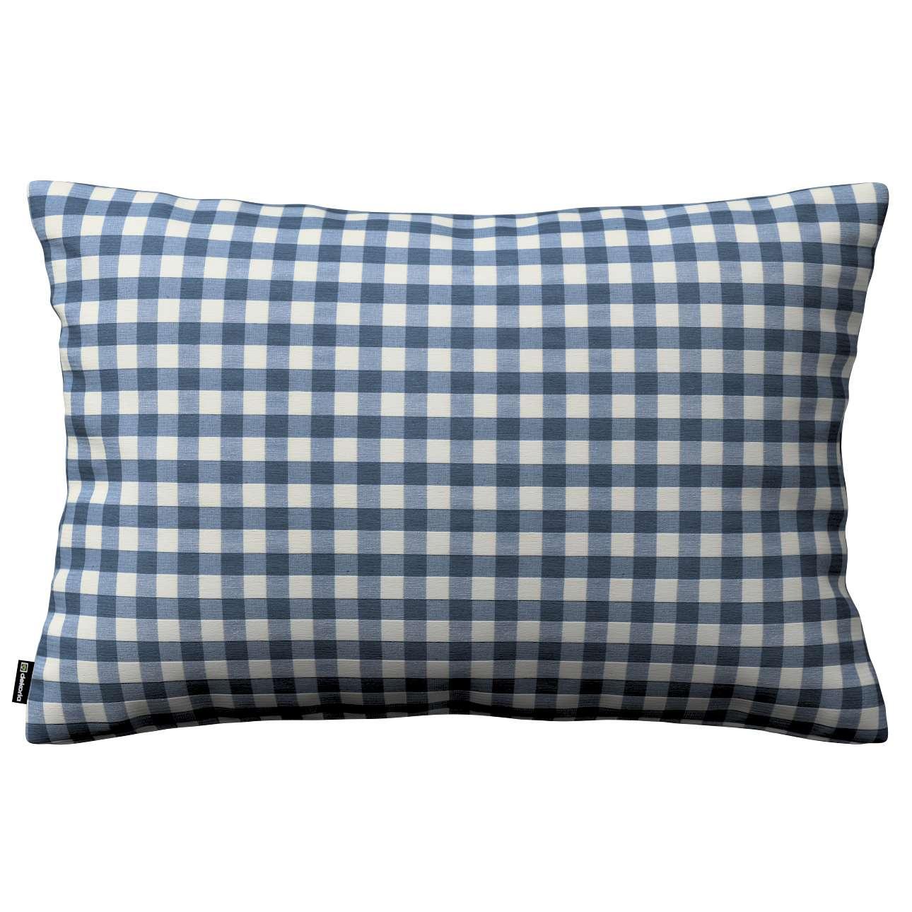 Kinga dekoratyvinės pagalvėlės užvalkalas 60x40cm 60x40cm kolekcijoje Quadro, audinys: 136-01