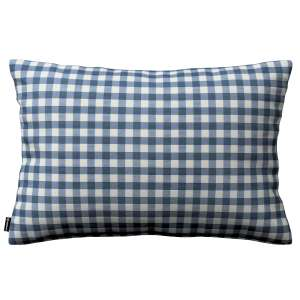 Poszewka Kinga na poduszkę prostokątną 60 x 40 cm w kolekcji Quadro, tkanina: 136-01